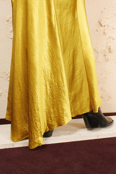 Magya Lemon Dress