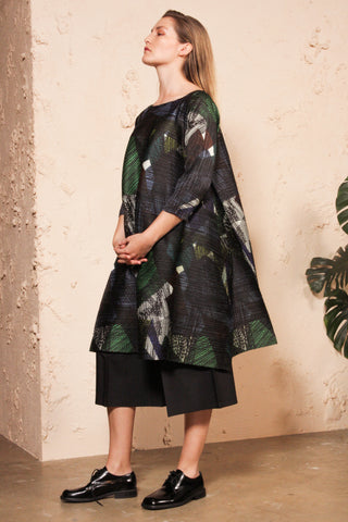 Andante Printed Dress