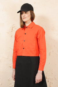 REGULAR SHIRT ORANGE