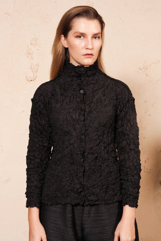 Meringue Shirt Black