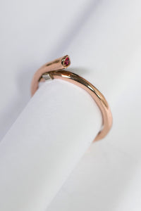 Britt Rose Gold Ring