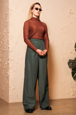 Pamod Green Trouser