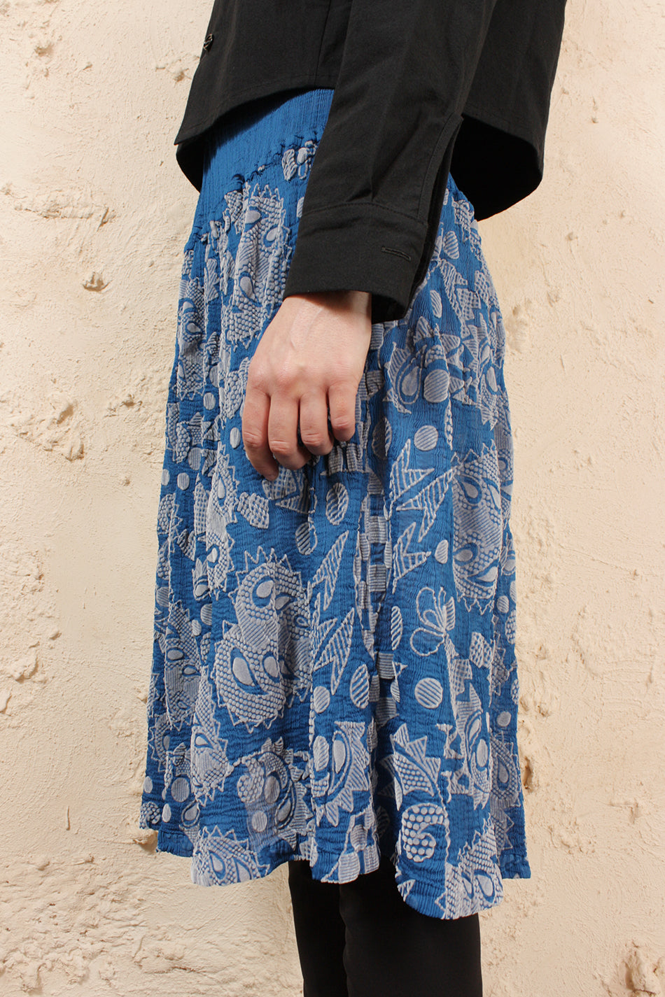 Botanical Lace Skirt