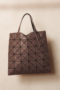 Lucent Matte Tote Brown