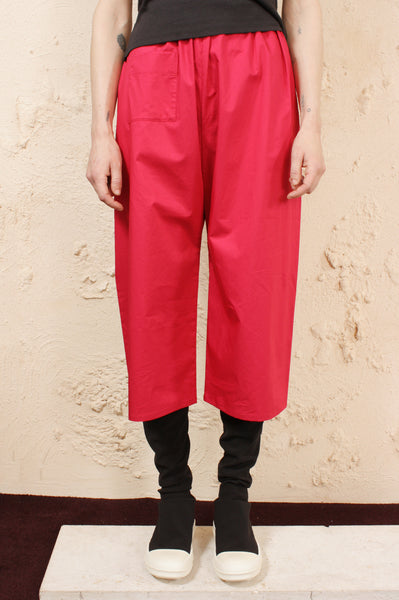 Cropped Pants Rose
