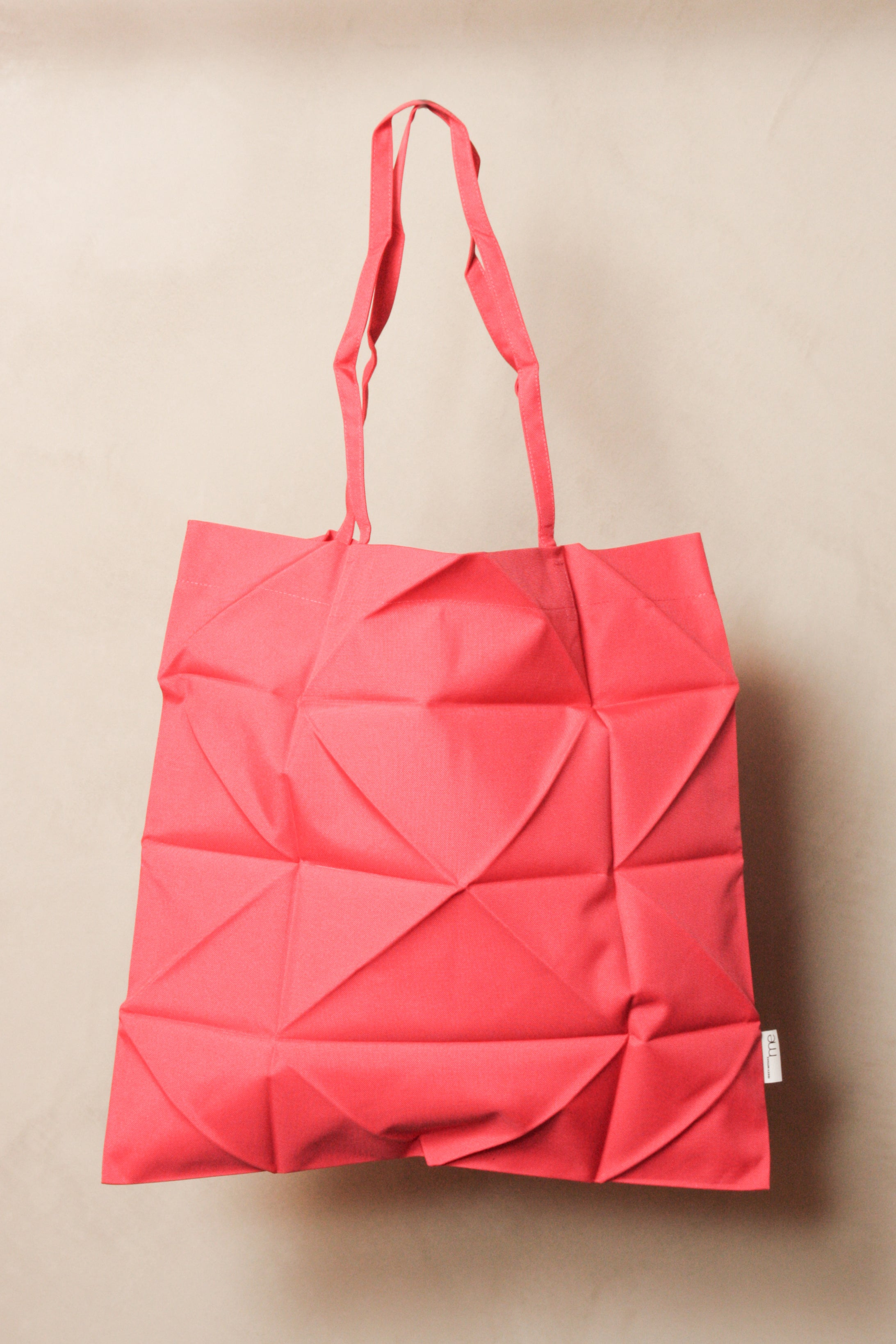 Crown Tote Bag Coral