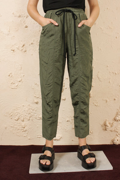 Raw Panel Trackpants