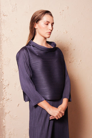 Cantabile High Neck Top