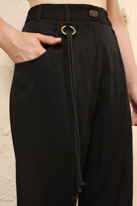 Rope Detail Trouser