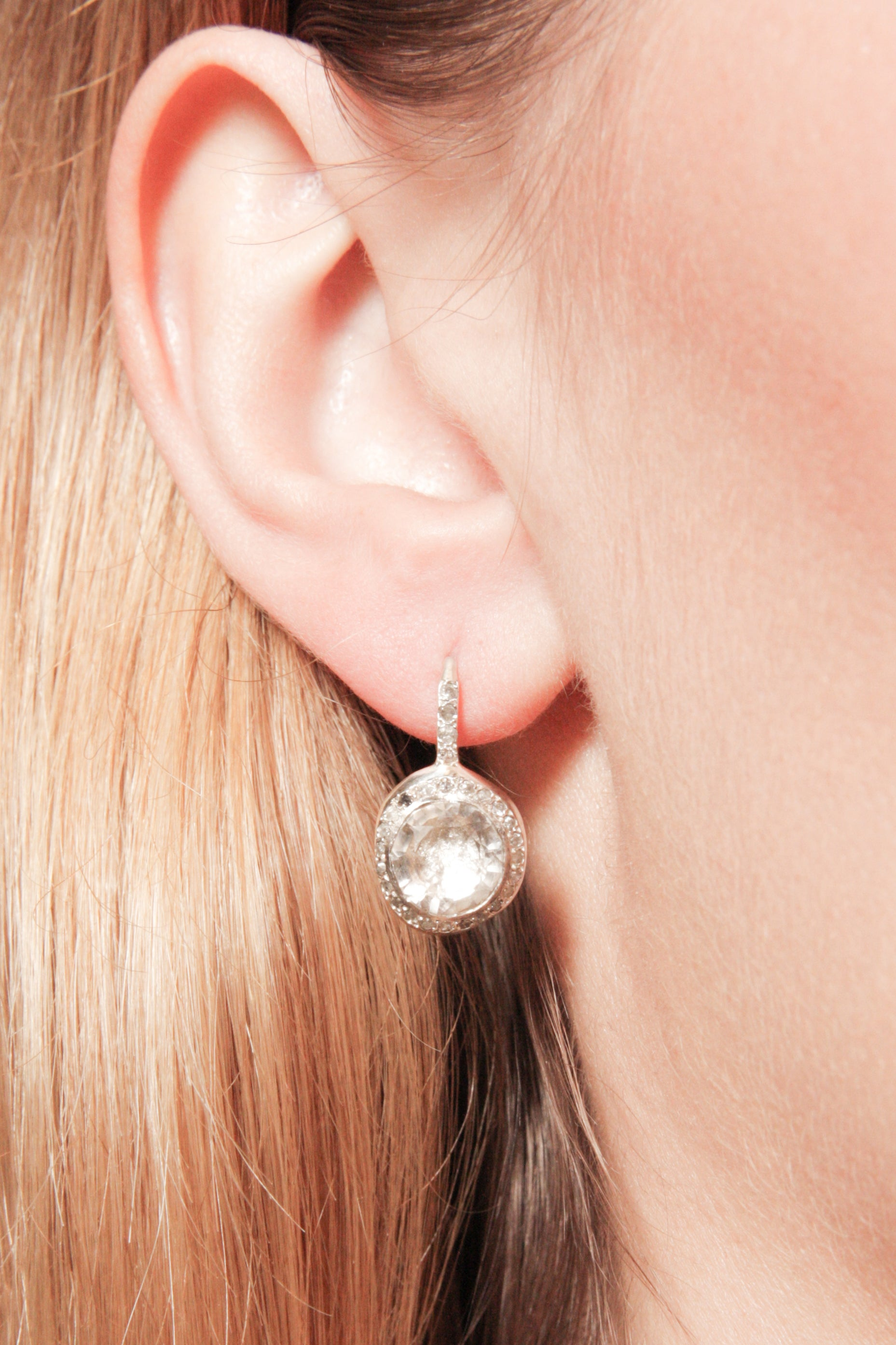 Beenu Topaz Earrings