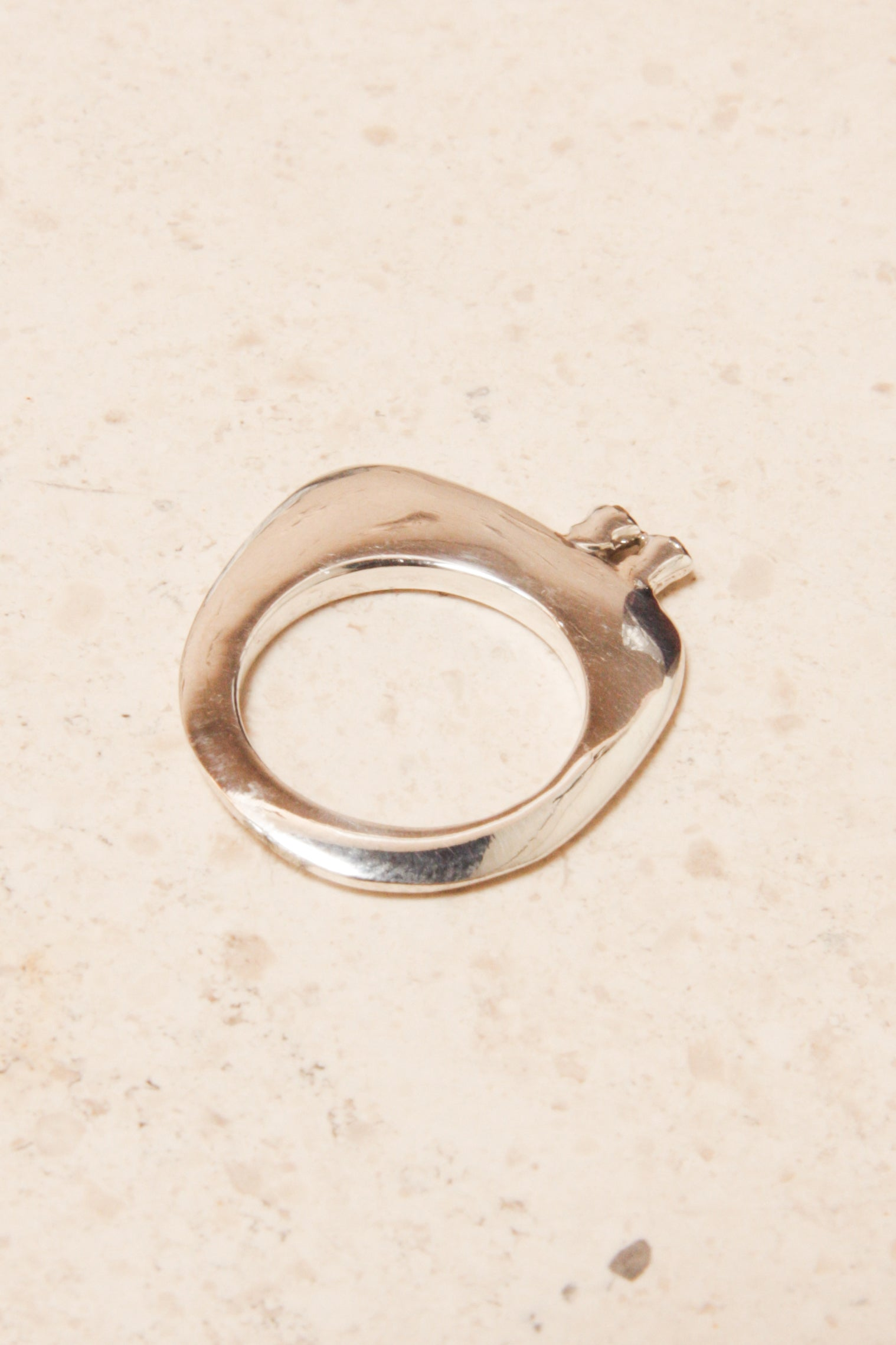 Dolores Double Falamank Ring