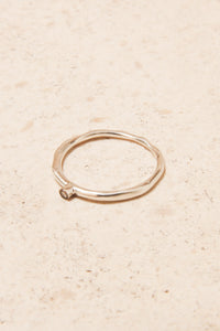 Yto Rosecut Diamond Ring