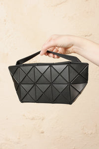 Lucent Matte Cross Body Black