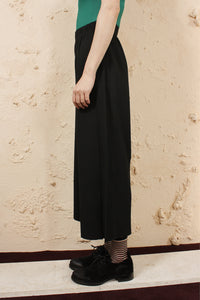 Apoc Wide Trousers Black