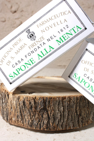 Menta Soap Box of 2