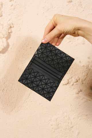 Kuro Card Case Black