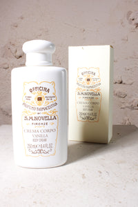 Body Cream Vanilla