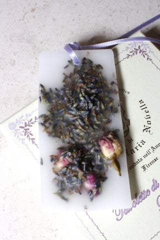 Lavender Wax Tablets
