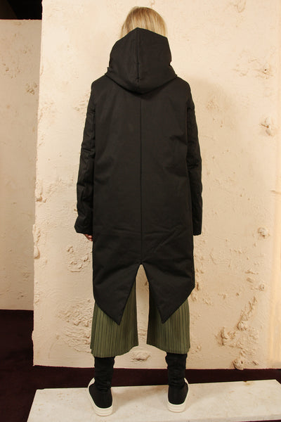Slab Padded Coat