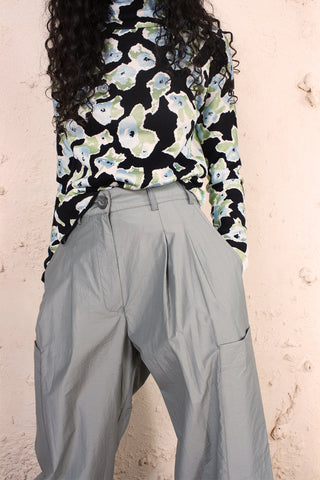 Patch Pocket Pant Mist