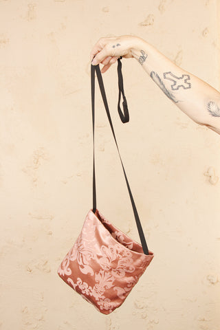 Daphne Old Rose Bag