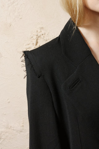 Fringe Edge Coat