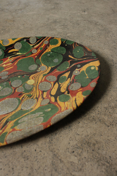 Marble Oval Platter
