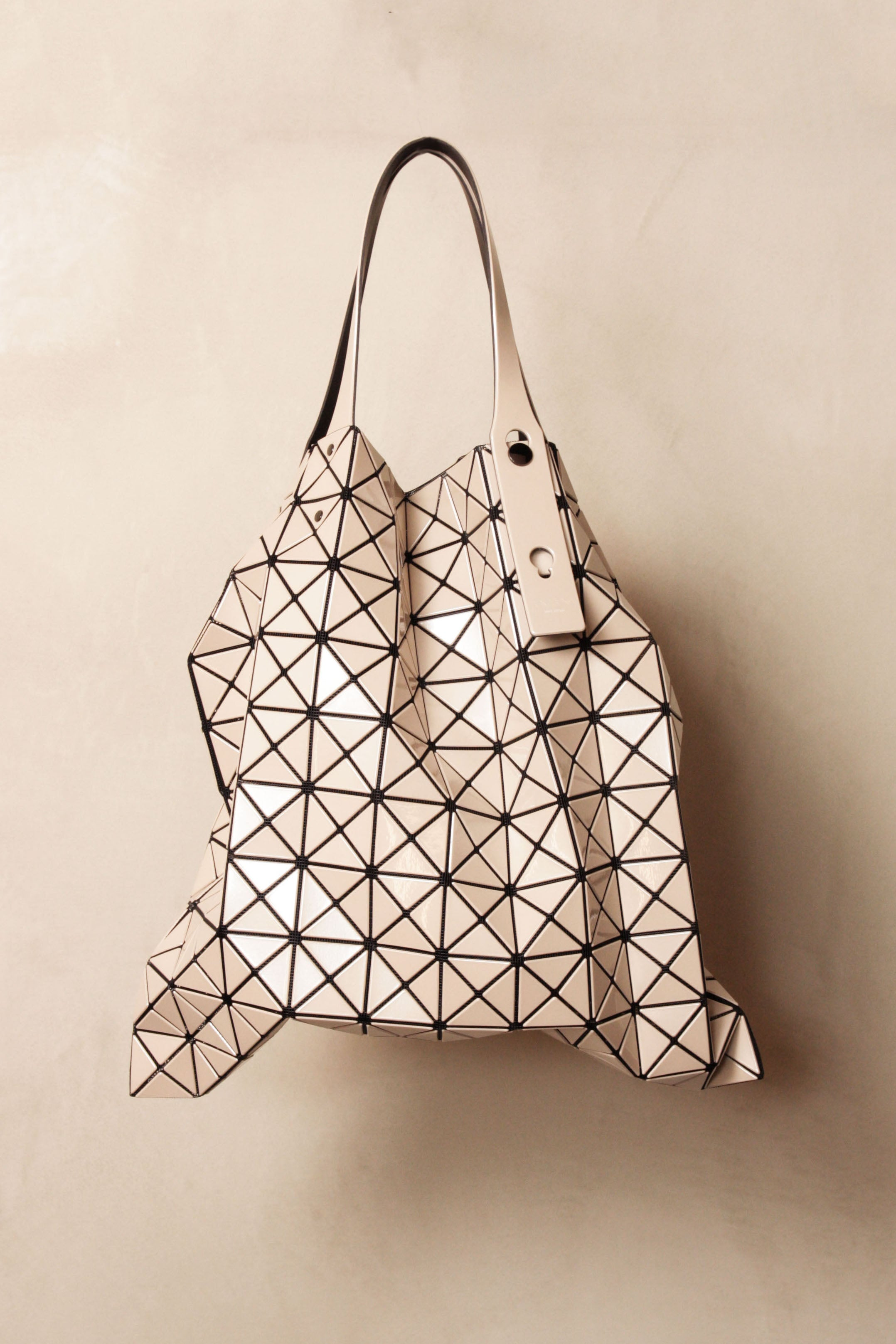 Prism 10x10 Tote Bag Black