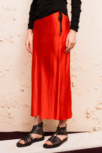Moonrise Red Skirt