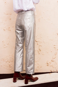 Helm Silver Trousers