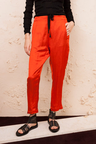 Alfonze Red Trousers