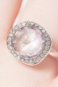 Begum Ametrine Ring