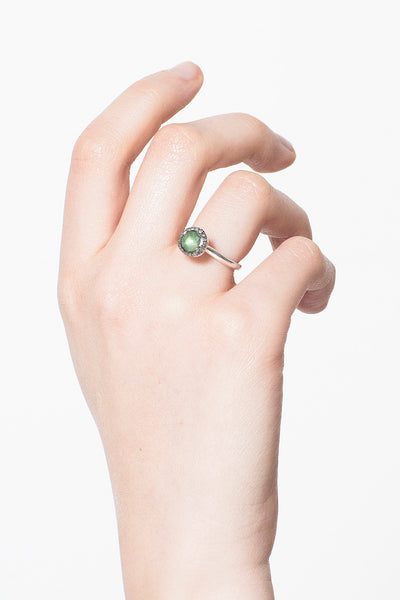 Belquis Serpentine Ring