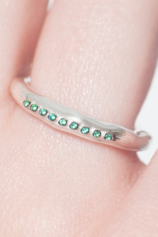 Seica Emerald Ring