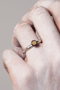 Sayaka Yellow Diamond Ring