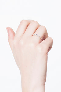 Sayaka Grey Diamond Ring