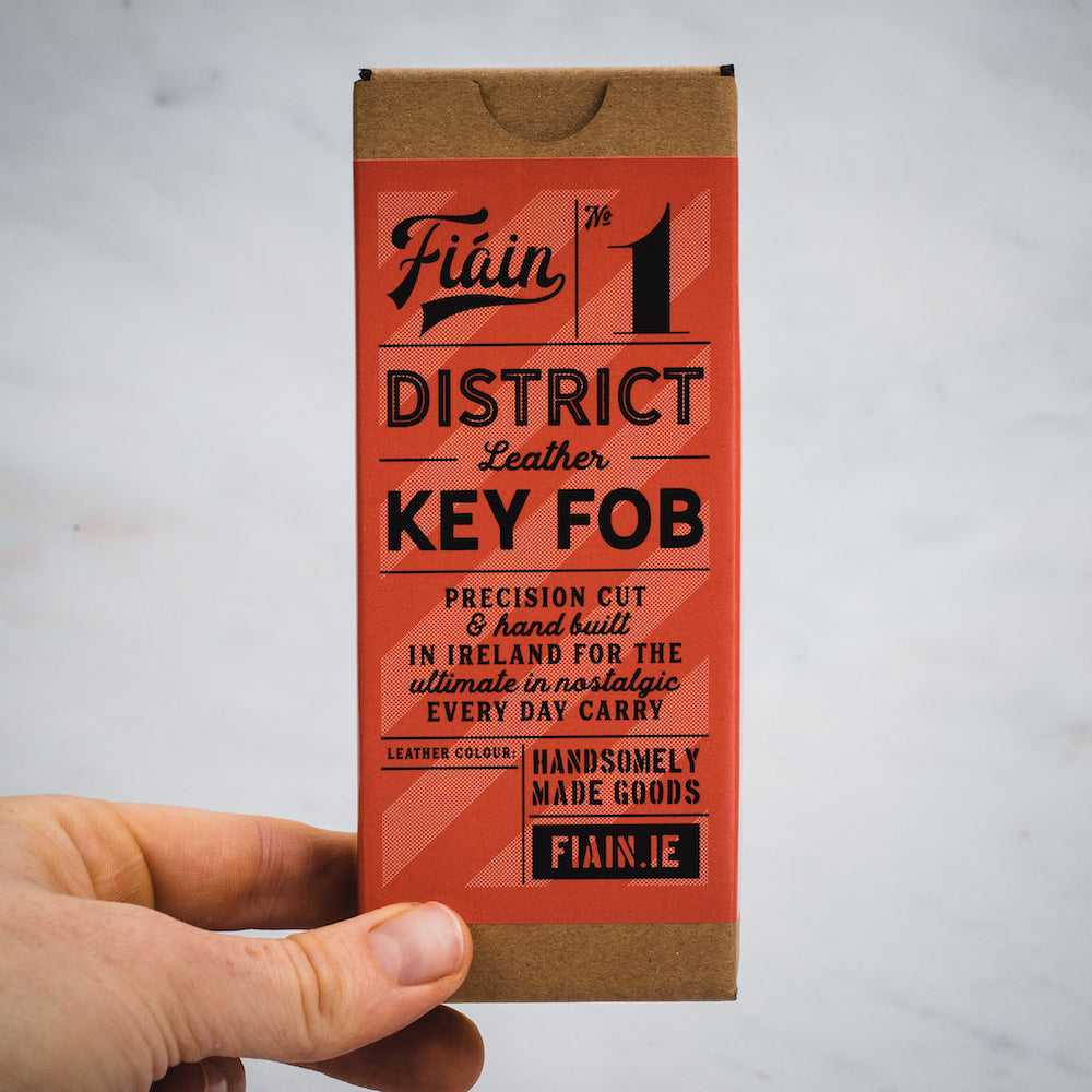 No.1 - District Key Fob
