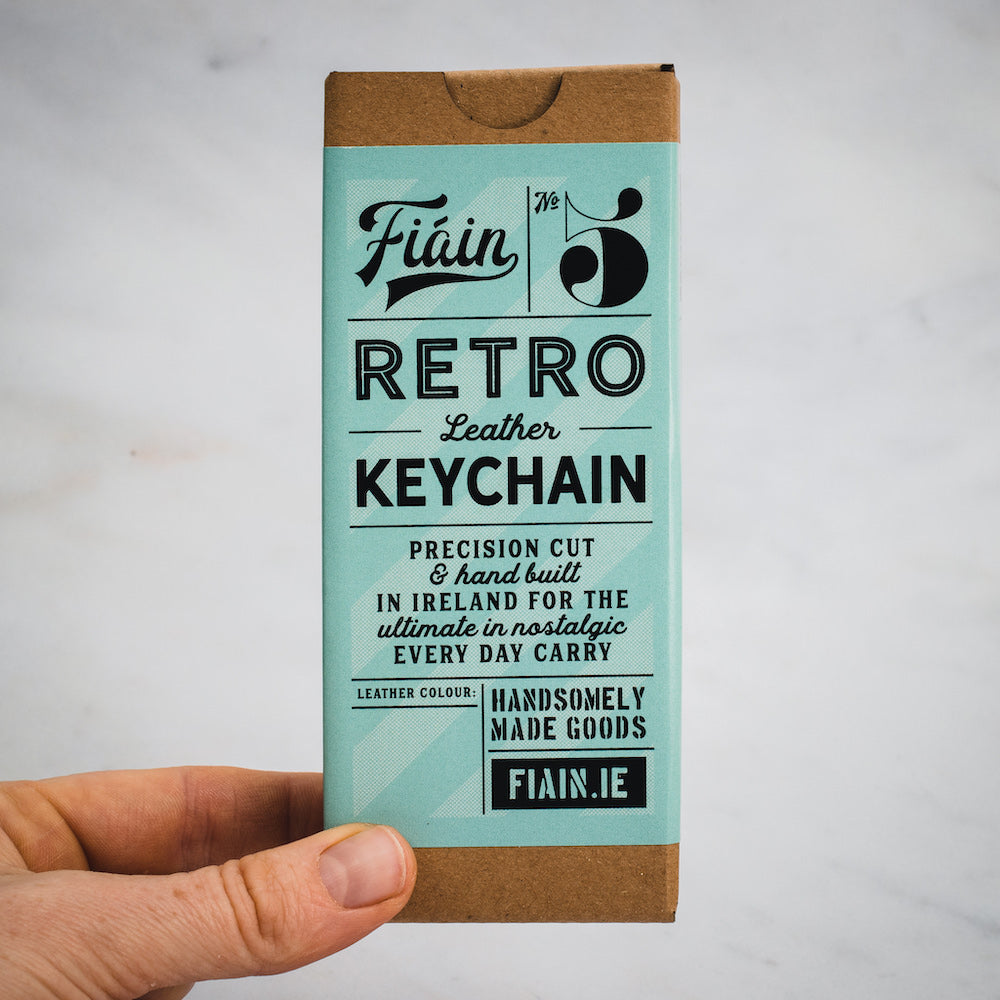 No.5 - Retro Keychain