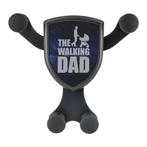 The Walking Dad - Wireless Car Charger