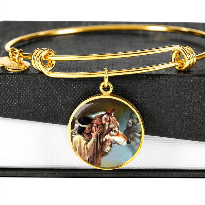 Native Indian Women - Awesome Bangle