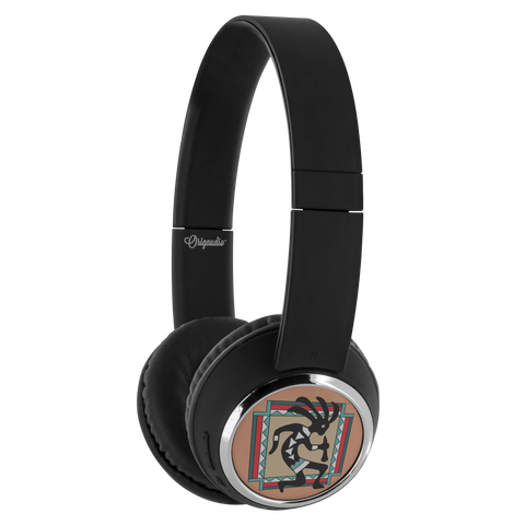 Native American Raindance Bluetooth Headphones