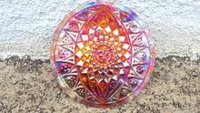 Third Up Copper Lightmandala