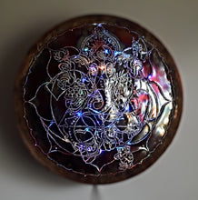 Ganesha Yantra Copper Lightmandala
