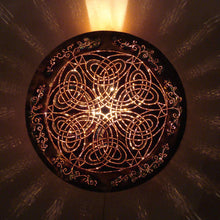 Celtic 6 Copper Lightmandala