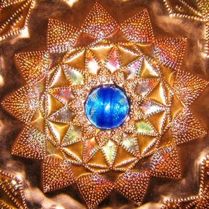 13 Moon Copper Lightmandala