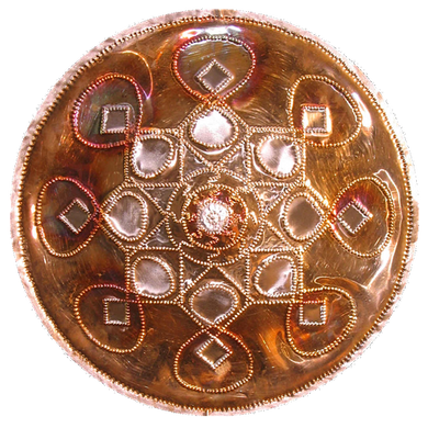 Yesirah Copper Lightmandala