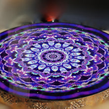 Spectral Cauac Metalprinted Lightmandala
