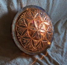 Seed of Life Copper Lightmandala