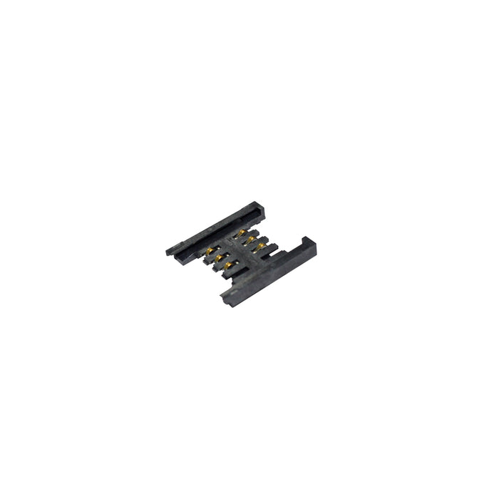 Sim Card Socket, Holder Type - 115C-AC00-01