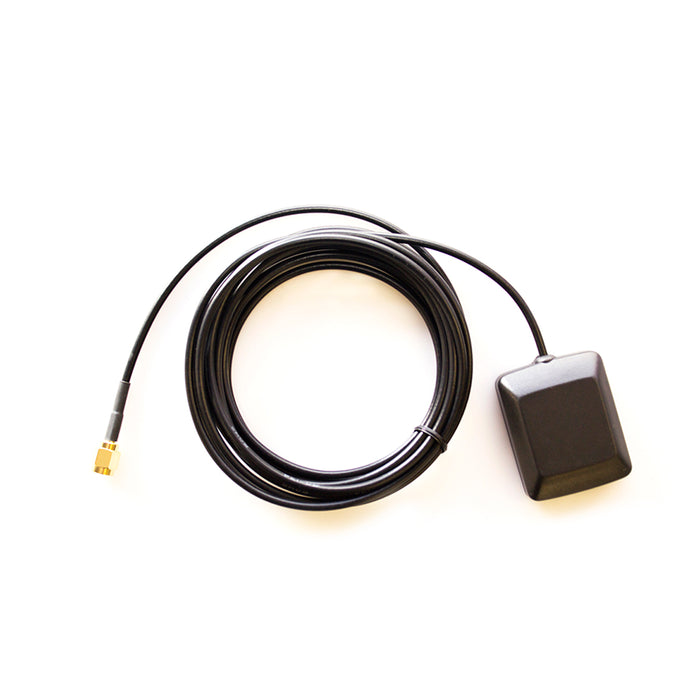 BGPS10SMA-ST3.0 • GPS active antenna with 3 mtrs RG174 and SMA plug